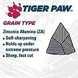 "Weiler 51114 4-1/2"" Tiger Paw Abrasive Flap"