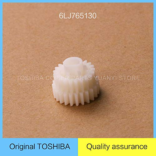 Printer Parts Developer Gear 10 Pieces Original Toshiba Copier Part Gear-Mixer-SPLR 6LJ765130 for e-Studio Model 2802A/AM/AF/2303A/2309A/2809A