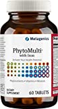 Metagenics - Phytomulti with Iron, 60 Count