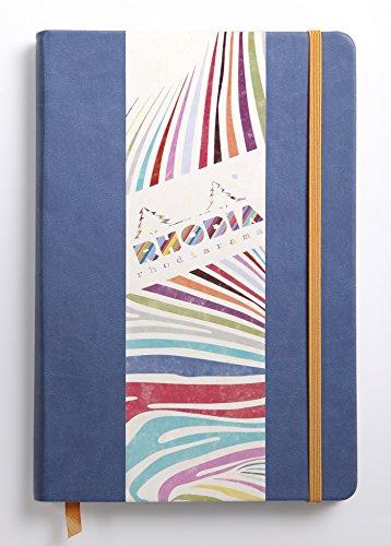 Rhodia Rhodiarama A5 Webnotebook, 5.5 in x 8.25, Lined - Sapphire (118748) by Rhodia (Image #1)