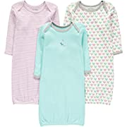 Amazon #DealOfTheDay: Wan-A-Beez Baby Boys' and Girls' 3 Pack Gowns