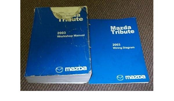 2003 Mazda MPV Van Service Shop Repair Manual Set OEM (Service ... on cctv wiring diagram, home network wiring diagram, air handler wiring diagram,