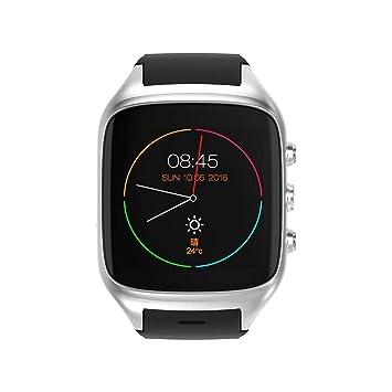 WJSEIF Reloj Deportivo Smart Watch Bluetooth4.0 600mAH ...