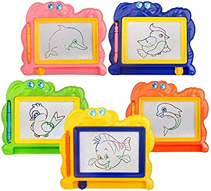 KIDS CHILDREN Multifuctional Educational Learning Magnetic Sketch Drawing Board