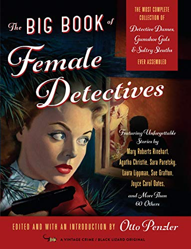 The Big Book of Female Detectives Front Cover