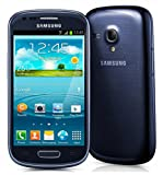 Samsung Galaxy S3 Mini GT-i8190 Unlocked, International Version, Blue