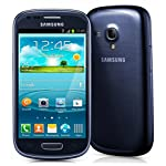 Samsung Galaxy S3 Mini GT-i8190 factory Unlocked International Verison BLUE