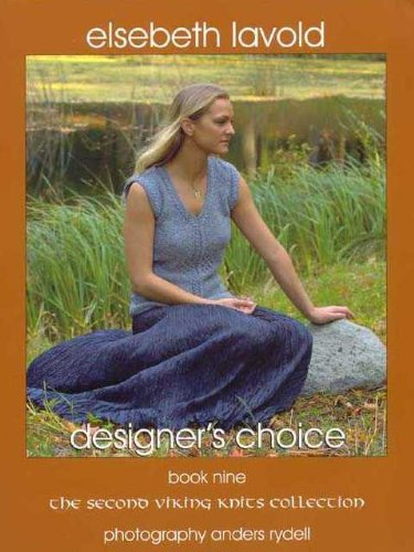 Elsebeth Lavold Knitting Book 9 The Second Viking Knits Collection