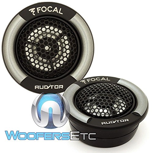 pkg Focal Auditor R-165S2 6.5'' 120W RMS 2-Way Component Speakers and Focal Auditor R-165C 6.5'' 120W RMS 2-Way Coaxial Speakers by Focal (Image #3)