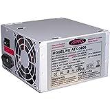 ADVANCE ATX-5000S 480W ATX Gris unidad de - Fuente de alimentación (480 W, 50 - 60, 8 cm, 1 Ventilador(es), Lado, Activo)