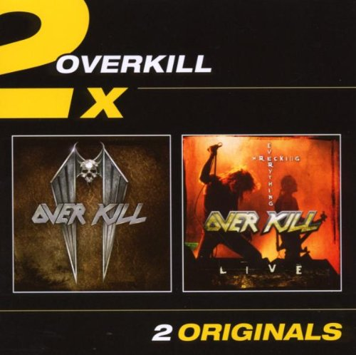 Overkill: Killbox 13/Wrecking Everthing-Live 2 in 1 (Audio CD)