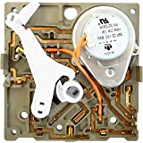 W10190935 - ClimaTek Refrigerator Icemaker Motor Module Control Compatible with Estate