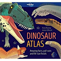 Dinosaur Atlas (Lonely Planet Kids)