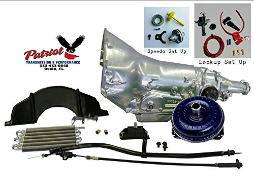 Transmission Conversion Kit (700R4 Stage 2 High Performance Race Transmission Master Conversion Kit GM 700 R4)