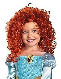 Brave Merida Wig