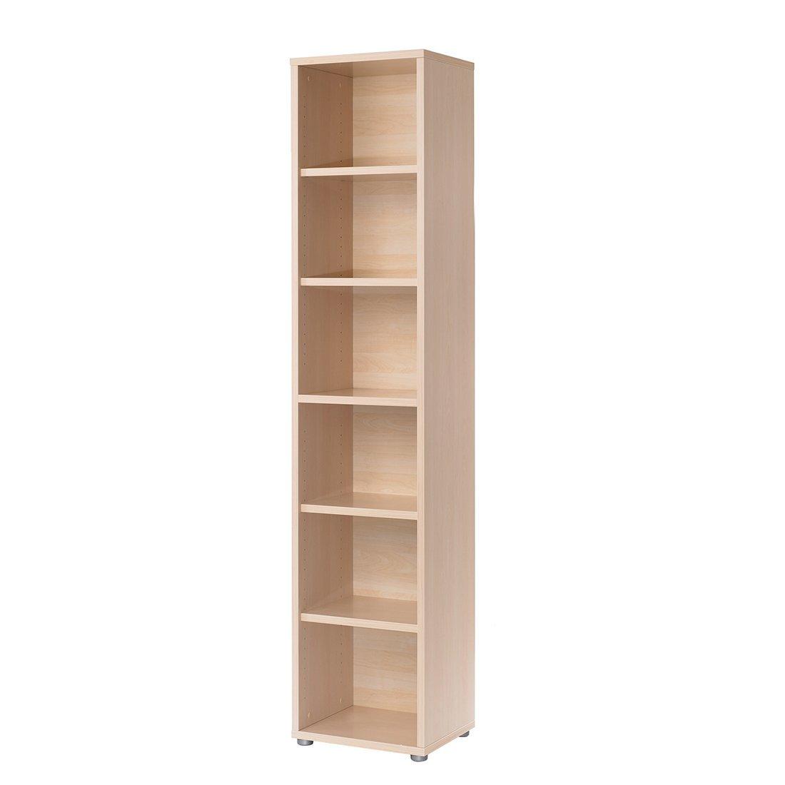 Bürosystem Prima Aktenregal 80429 Ahorn 47x221cm: Amazon.de: Küche ...