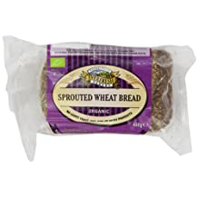 Everfresh Bakery - Organic Sprouted Wheat Bread - 400g (Case of 8)
