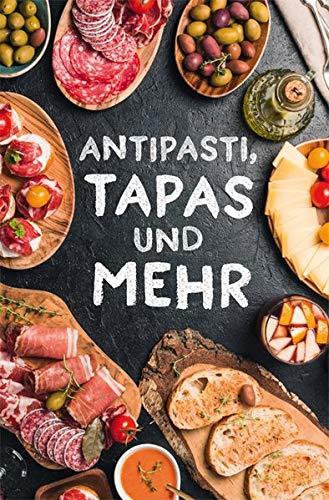 Antipasti Tapas Und Mehr  Minibibliothek Format 65 Cm X 98 Cm