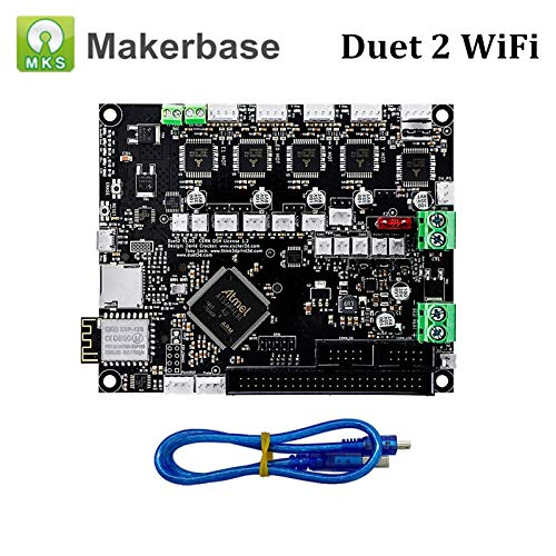 Zamtac New Arrival Duet 2 WiFi Motherboard Cloned Duet WiFi Advanced 32Bit  Electronic Board for Duet3D Control CNC Priner Parts
