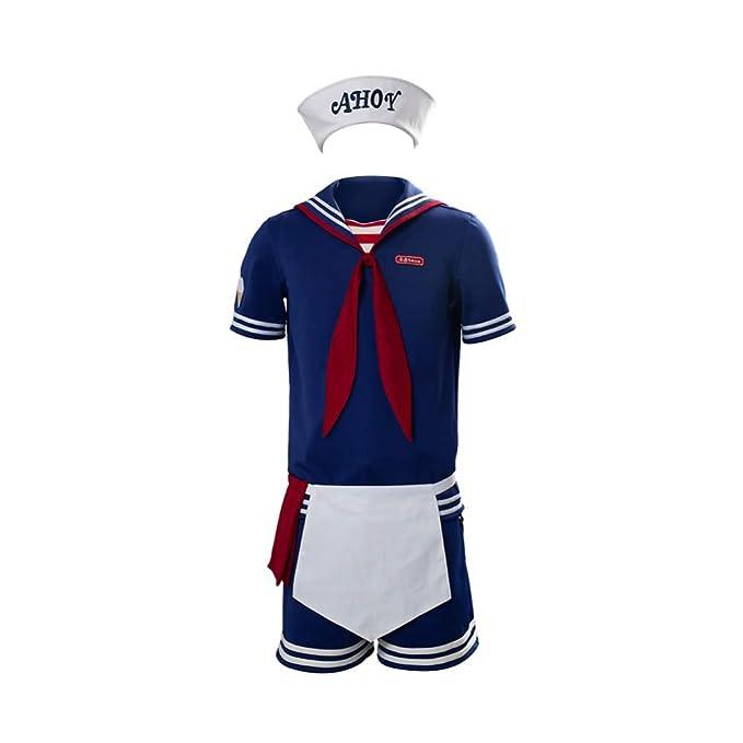 Disfraz de Robin Steve Scoops Ahoy Mujer Hombres Adulto Niño ...