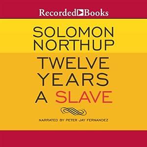 Twelve Years a Slave Audiobook