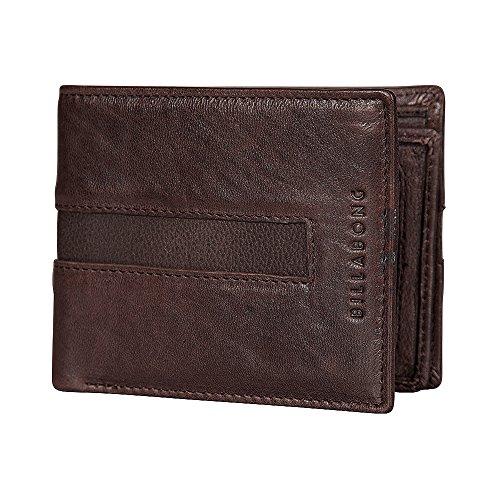 Billabong Empire Snap Wallet - Chocolate