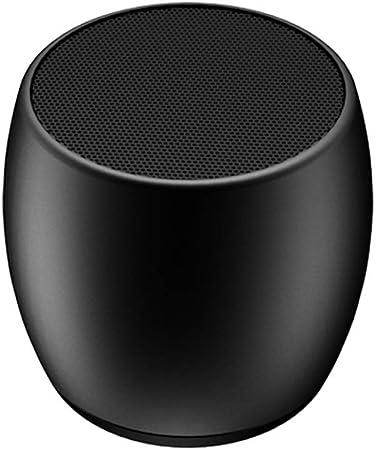 YANGFH Caja De Transferencia De Metal De Altavoz Inalámbrico Bluetooth Uno for Dos Altavoces Inalámbricos Altavoz (Color : Black): Amazon.es: Hogar