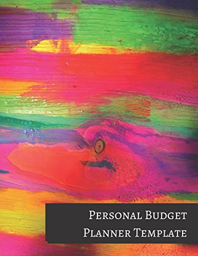 Read Online Personal Budget Planner Template PDF