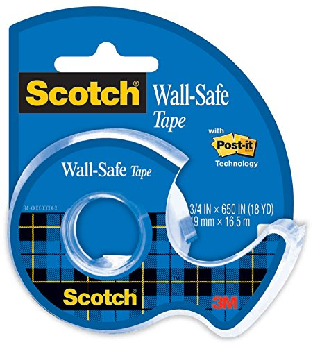 Scotch(R) Wall Tape Adhesive Tape (183)
