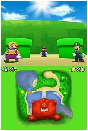 Amazon.com: Super Mario 64 DS: Artist Not Provided: Video Games