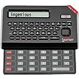 Franklin Merriam-Webster Spell N' Calc (LRL-200) Electronic Handheld Speller/Calculator