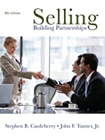 Selling: Building Partnerships, 8th Edition Front Cover