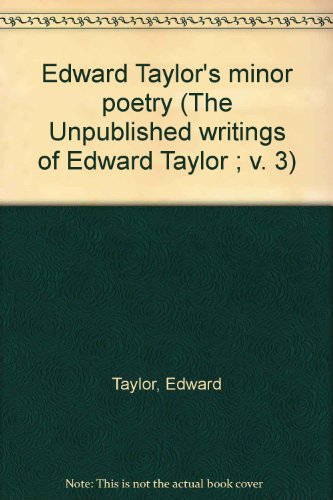 huswifery analysis It does not seem necessary to offer a defense for presenting selections from the poetical works of edward taylor the verses themselves of this hitherto unknown colonial american poet have merit enough to carry the volume the sequence of gods determinations is a well sustained unit, and thus is.