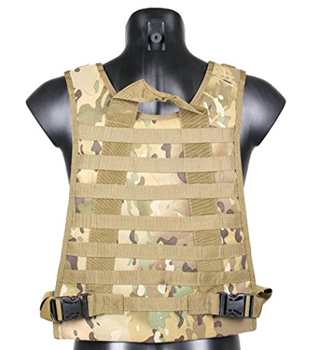 OSdream B518 CP Camo Reconnaissance and Tactical Vest/Military Hunting Vest/WG Outdoor Protection Vest