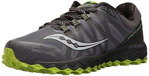 Saucony Mens Peregrine 7 Trail Running Shoe, Verde, 44.5 D(M) EU/9.5 D(M) UK