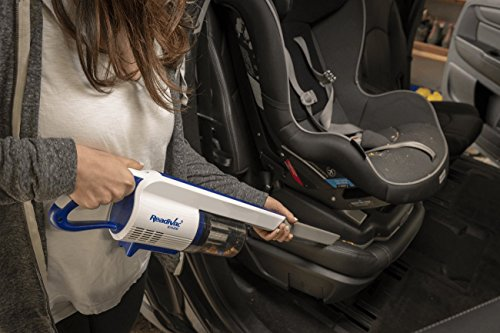 CLEANOVATION'S Cordless Lithium-ion Stick-Hand Vacuum Cleaner Carpet, Laminate, or Floors Your Home - Car – RV – College Dorm Powerful