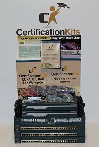 Support 15 IOS Cisco CCENT CCNA Lab Basic lab kit Real Time Listing