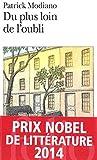 """""""Du Plus Loin de L Oubli (Folio) (French Edition)"""" av Patrick Modiano"""