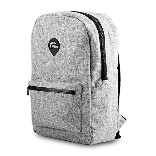 Skunk Element School Backpack- Smell Proof - Water Proof (Gray)