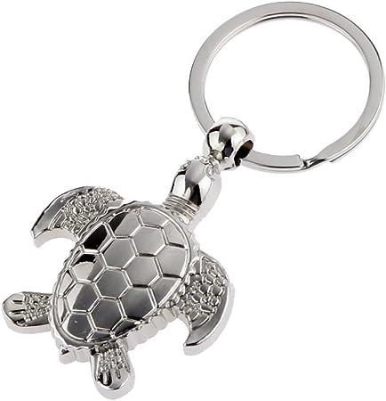 Ivebetter creativo tartaruga portachiavi ciondolo portachiavi