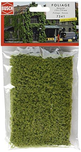 Busch 7341 Foliage SPR Green 15x25cm HO Scenery Scale Model Scenery