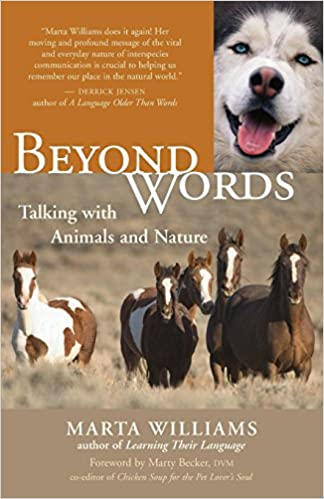 Beyond Words Talking With Animals And Nature Marta Williams