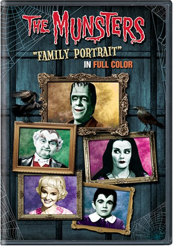 The Munsters: Family Portrait (Full Frame, Dolby, Subtitled)