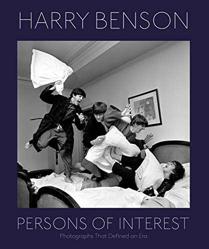 Harry Benson: Persons of Interest (Fashion Magazine People)