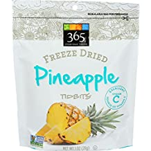 365 Everyday Value, Freeze Dried Pineapple Tidbits, 1 Ounce