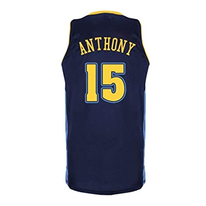 get cheap 4b02e 419c1 Men's NBA Jersey - Carmelo Anthony #15 Denver Nuggets ...