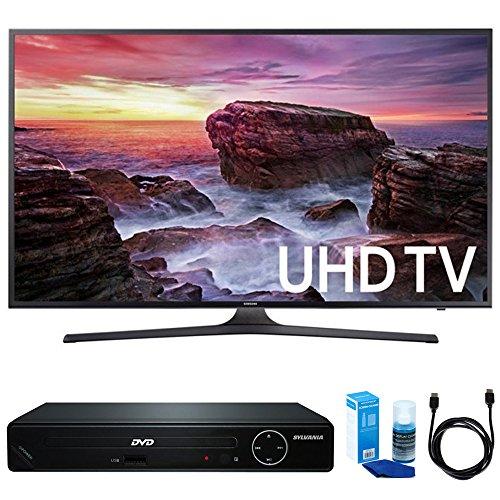 """Samsung UN40MU6290 Flat 39.9"""" LED 4K UHD 6 Series ..."""
