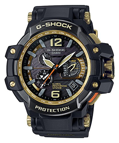 Casio BLACK AND GOLD GRAVITYMASTER GPW-1000GB-1A