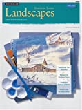 img - for Watercolor: Landscapes: American Scenes (HT205) book / textbook / text book