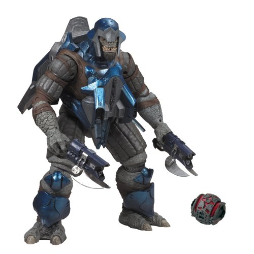 Halo 2009 Wave - HALO 2009 Wave 2 - Series 5 Equipment Edition Jump Pack Brute Figure
